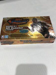 2000-01 NBA Topps FINEST Basketball NEW Factory Sealed Hobby Box 24 Packs