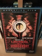 Eyeball OOP Horror Gore DVD