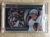 11-12 UD Upper Deck SPx Shadow Box #SB-16 PATRICK KANE Shadowbox