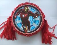Iron Man  Pinata..Party Game ,Party Decoration FREE SHIPPING