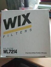 WIX WL7214 OIL FILTER Ford Mondeo, Explorer, Cougar, Morgan, Rover MG ZT