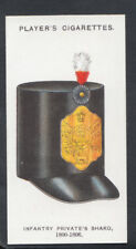 Players Cigarette Card, Military Head Dress Card No 8 - Infantry Private (T158)