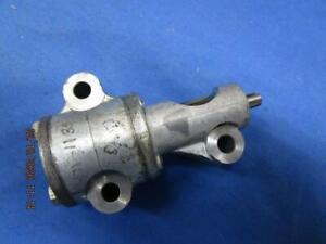 NOS BSA A50 A65 Oil Pump, Factory  1962-72 Lightning Spitfire, Aluminum  71-1135