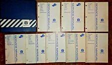 New Holland L865 Lx865 Lx885 Skid Steer Loader Service Repair Manual Original Nh