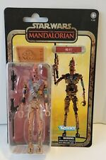 STAR WARS THE MANDALORIAN IG-11 THE BLACK SERIES CREDIT COLLECTION ACTION FIGURE