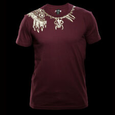 Warcraft ORGRIM Orc Horde Armor T-Shirt Weta Collectibles Burgundy Red SZ Large