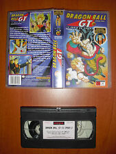 Dragon Ball GT Vol.15 Episodios 43, 44 y 45 [Anime VHS] Manga Films Ver.Española