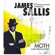 The Lew Griffin Mysteries: Moth by James Sallis (2013, CD, Unabridged)