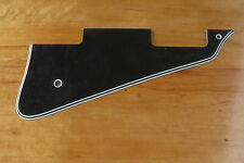 Gibson Les Paul ® LPC Historic vintage 5 ply pickguard BK Montreux time máquina