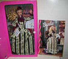 #1847 NRFB Mattel Grolier Books the Front Window Barbie Doll & Book