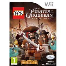 Lego Pirates of the Caribbean: Le Jeu Vidéo WII Neuf et Scellé UK version