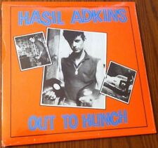 HASIL ADKINS 'Out to Hunch LP NEW 1986 Sealed Psychobilly cramps Rockabilly