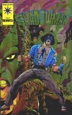 Shadowman #0 Gold Edition (Chromium Valiant Comics)