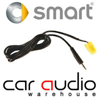 Connects2 CT29MM02 Smart ForTwo 2007 Car Stereo Aux Adaptor for MP3 iPod iPhone
