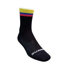 2020 Colombian Federation Cycling Socks by Suarez