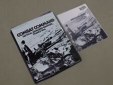 Strategy & Tactics 30 S&T UP + SPI Flat Tray Game P - Combat Command - Complete