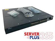 Cisco Catalyst WS-C3560X-24T-S Switch, 24 10/100/1000 Ethernet Ports
