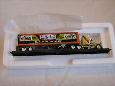 Matchbox Collectibles 1929 Harley Davidson WL-45 Twin Tractor Trailer 1:87