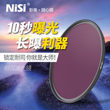 NiSi 77mm Nano IR Neutral Density Filter NC ND8 (0.9) 3 Stop