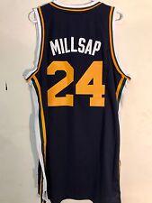 b20f917bd Adidas Swingman NBA Jersey Utah Jazz Paul Millsap Navy sz 2X