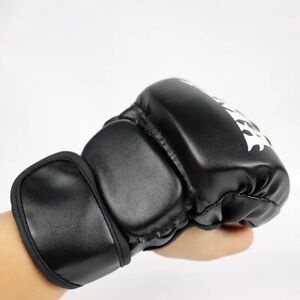 MMA / Grappling Gloves. Leather