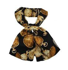 Unisex Father Time SteamPunk Clockwork Style Cravat One Size Fancy Dress
