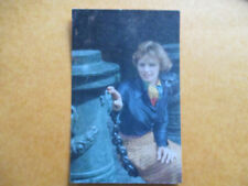 RUSSIE RUSSIA CPSM cp cpa postcard 1979 cinéma movie russian actress actrice
