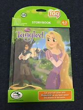 leap frog tangled story book