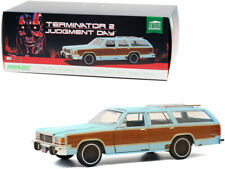 Greenlight 1/18 Terminator 2 Judgement Day 1979 Ford LTD Country Squire 19085