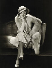 IRENE DUNNE 8x10 PICTURE FANTASTIC EARLY ACTRESS PHOTO