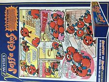 m17a8 ephemera 1990s advert mcvitie's mcvities jaffa cakes surfing the net