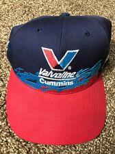Valvoline Oil Cummins Crew Choice Of Top Mechanics Automotive Baseball Hat Cap