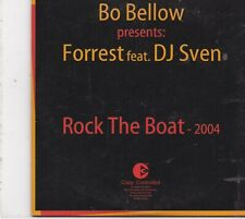Forrest feat DJ Sven-Rock The Boat 2004 cd single