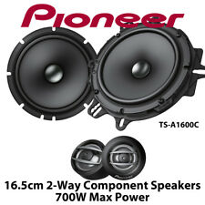 Pioneer TS-A1600C - 16.5cm 2-Way Car Component Door Speakers 700W Max Power BNIB