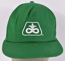 Green Pioneer Seed Cord Co Logo Embroidered baseball hat cap adjustable Snapback