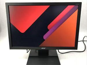 ACER V206WQL 19.5 Inch Monitor. VGA DVI - Grade B