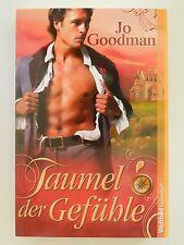 Jo Goodman Taumel der Gefühle Historischer Liebesroman Weltbild Verlag