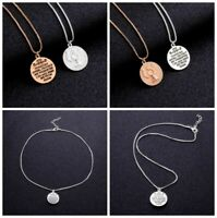 Necklaces Pendant Angel Acces Gift Fashion Heart Silver Guardian Rose Gold Women