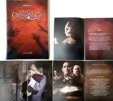 THE ORPHANAGE/L'ORPHELINAT - Rueda,Cayo,Bayona  DOSSIER PRESSE/ENGLISH PRESSBOOK