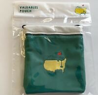 2021 Masters valuables pouch augusta national golf pga new