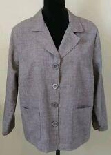 Blair Women's Jacket Blazer Size 18P