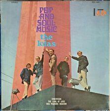 THE LOLAS Fantasia LATIN SOUL FUNK JAZZ 1969 MEXICAN LP