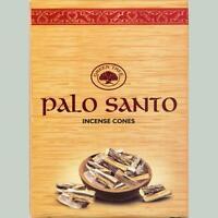 Green Tree's Palo Santo Incense Cones!