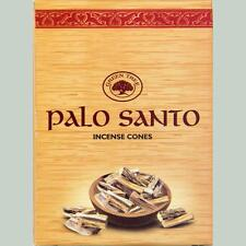 Green Tree's Palo Santo Incense Cones!
