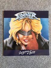 """Peccatore """"pericoloso fascino"""" ROCK HEAVY METAL 12"""" VINILE LP 1988"""