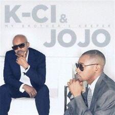 K-CI & JOJO-MY BROTHER'S KEEPER-JAPAN CD F56