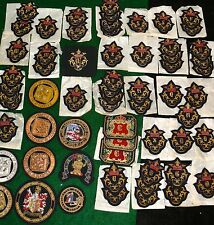 Vintage Clothing Family Emblems Patches Monograms Minnesota