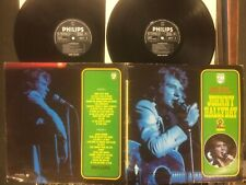 "JOHNNY HALLYDAY DOUBLE LP:""SUPER SELECTION"".1970s PHILIPS+GATEFOLD.1965-68TRACKS"