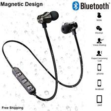 Headset headphone stereo bluetooth 4.2 sports in-ear wireless headset
