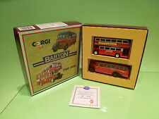 CORGI TOYS D41/1 - BARTON BEDFORD OB COACH  BUS   SELTEN - GOOD CONDITION IN BOX